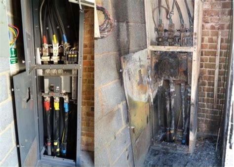 fines  demolition worker burned