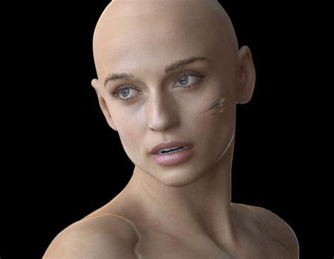 heres  real life model   cyberpunk  teaser