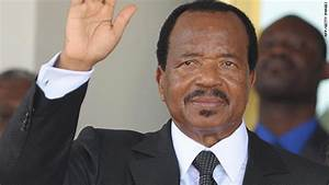 Biya declares candidacy for October elections - CNN.com