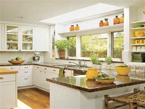 Small White Kitchen Designs  Home Design And Decor Reviews