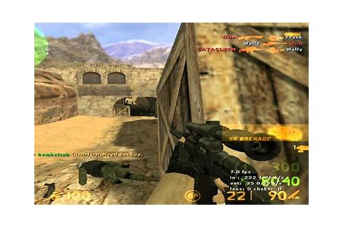 counter strike free download no virus