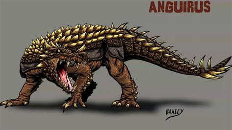 *custom* Legendary Anguirus™ Roar [2019]