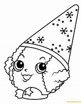 Coloring Shopkin Pages Shopkins Snow Crush Season Printable Toys Cone Printables Colouring Dolls Drawing Characters Sheets Coloringpages101 Colour Betty Birthday sketch template