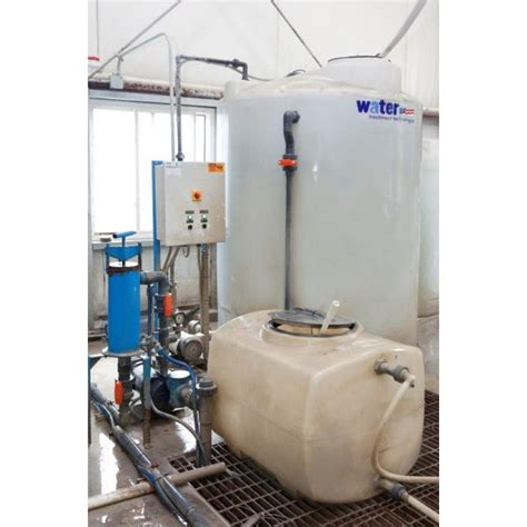 water recycling system eviro system