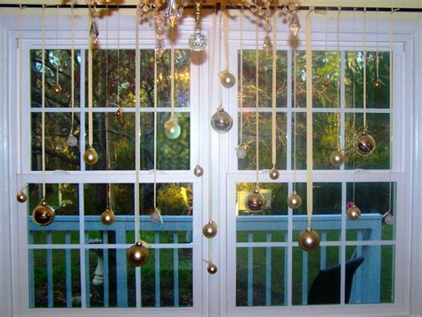 indoor christmas window decorations ideas decoration love