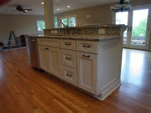 raised kitchen island cook bros 1 design build remodeling contractor in