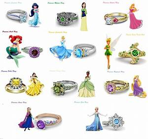 925 sterling silver multicolor cz disney princess With disney princess wedding rings