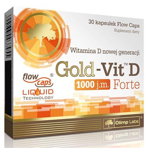 Vit D Ft by Olimp Labs Gold Vit D Forte Vitamin 30 Kapszula Olimp