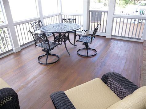 atlanta screen porch screened porch flooring
