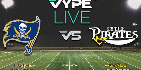 vype  high school football poth  lytle vype