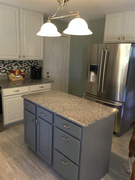 Nebulous White Cityscape Kitchen  Cabinet Girls