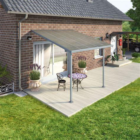 chalet jardin pergola alu adoss 233 e couv terrasse 3 x 3 m gris pergola chalet jardin sur maginea