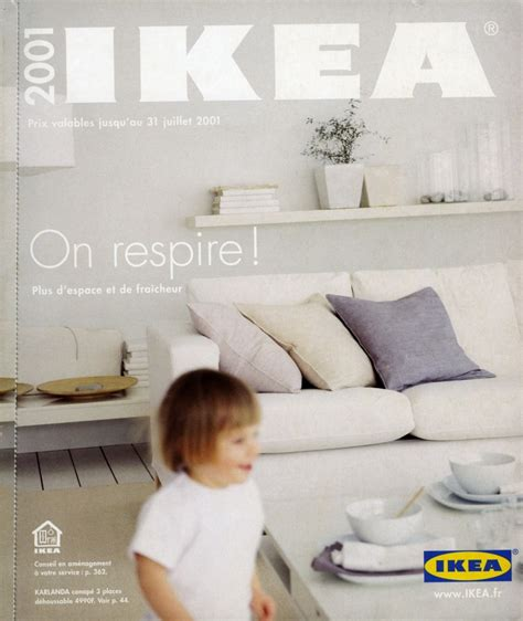 ikea siege social catalogue ikea 2001 on respire ikeaddict