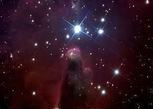 NASA Nebula Stars Blue - Pics about space