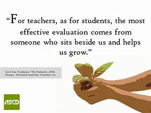 Teachers Who Help Us Grow - Bowman Performance Consulting
