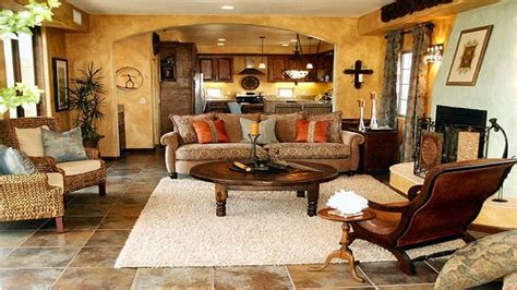 Living Style Metallbett by Country Style Living Rooms Ideas Mexican Style Living