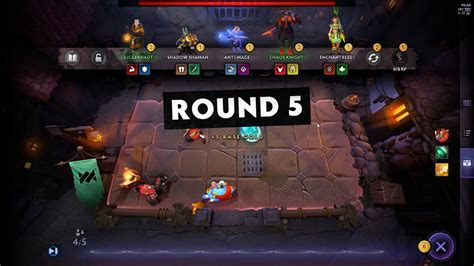 dota underlords autochess gameplay w raytracing marty mcfly pathtracing shader 1060 6700