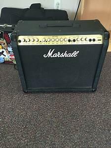 Marshall Valvestate 8080 Solid State    Tube Amp