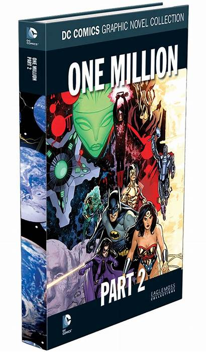 Dc Comics Graphic Novel Eaglemoss Special Million