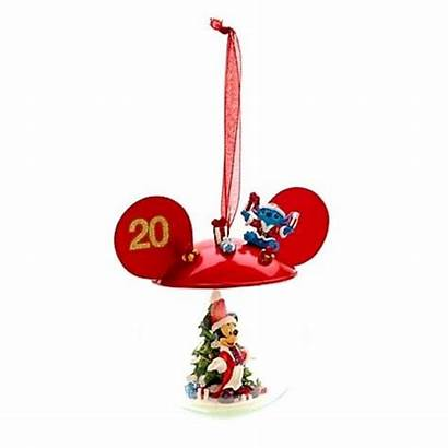 Disneyland Mickey Paris Mouse Anniversary 20th Disney