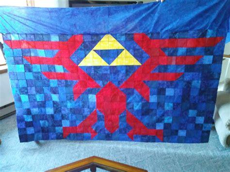 Legend Of Zelda Quilt Video Game Fun Quilts Legend Of