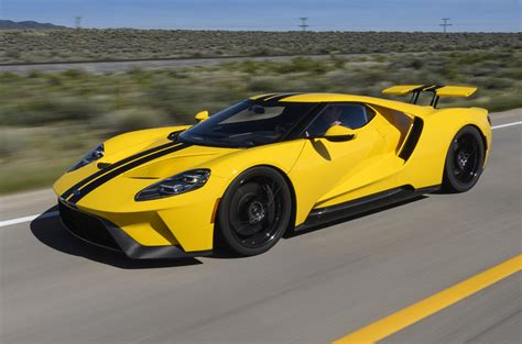 2018 Performance Car Of The Year Road Track