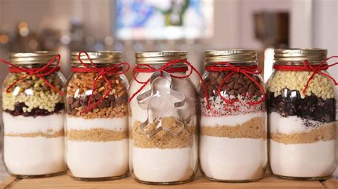 jar recipes 5 cookie in a jar recipes ultimate cookie countdown youtube