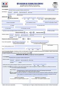 Certificat Cession Voiture : clan conso certificat de cession d un v hicule donn es privatives ~ Gottalentnigeria.com Avis de Voitures