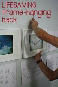 Ikea Bilderrahmen Aufhängen : amazing free trick for hanging picture frames in a grid with no more frustration total ~ Pilothousefishingboats.com Haus und Dekorationen