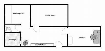 Dance Studio Plan Floor Layout Yoga Plans