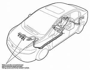 95 Honda Civic Fuel Line Diagram