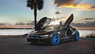 BMW i8 Desktop High Re...