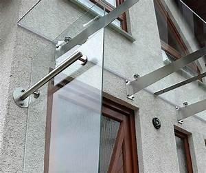 Glasvordach Mit Seitenteil : edelstahl vordach seitenteile ~ Buech-reservation.com Haus und Dekorationen
