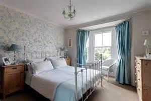 classic home interior design country style in blue interior design ideas