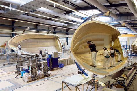 Boat Building Fiberglass Resin by Boat Building Basic Construction Of Resin Fiberglass