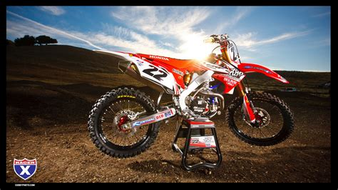 chad reed  wallpapers supercross racer