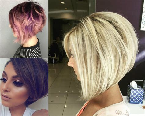 business style stacked bob hairstyles  hairdromecom