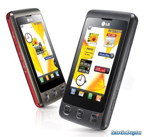 Lg Mobile Kp500 by Lg Kp500 Letsgodigital