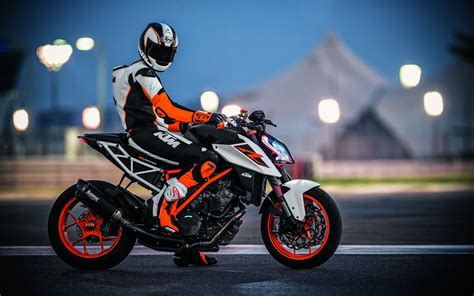 Wallpaper Ktm 1290 Super Duke R, 2017, Hd, Automotive