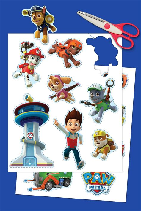 Paw Patrol Printable Stickers  Nickelodeon Parents. Excel Checkbook Register Template. Conference Room Scheduling Template. Pert Chart Template Excel. Make Sample Resumes For College Students. Sales Call Report Template. Diy Instagram Frame. Personal Information Sheet Template. Average Starting Salary For Msw Graduates