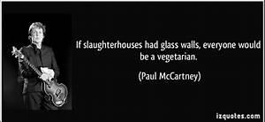 30 best Why Veg... Paul Mccartney Quotes