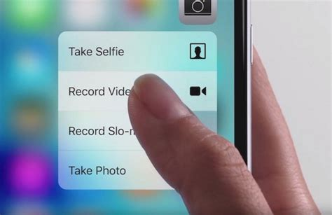 apple expected to remove 3d touch from all 2019 iphones in favor of haptic touch macrumors