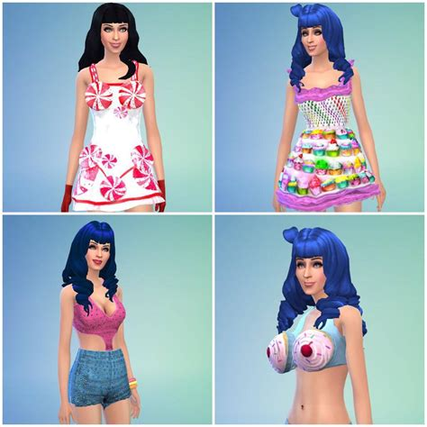 katy perry sims 4 conversions by andysimsbuddy on deviantart