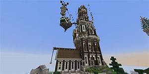 Barrentyn Clock Tower -  Download  - Steampunk