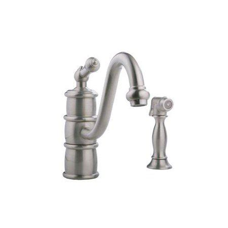 meridian faucets  kitchen faucet solid brass