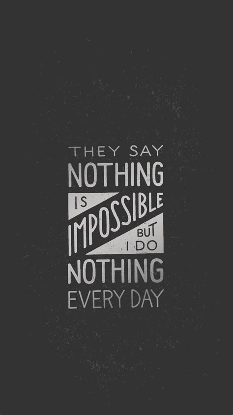 Images Of Nothing Nothing Is Impossible Free Wallpapers