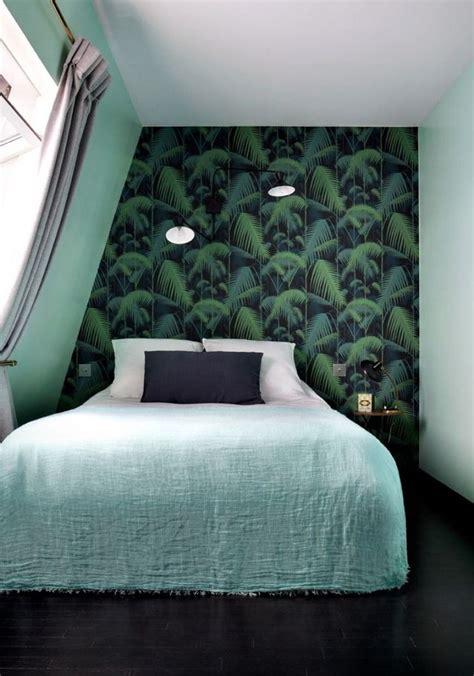 modele tapisserie chambre papier peint 10 papiers peints tendance pour la chambre