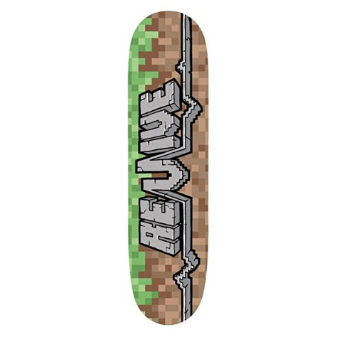 Revive Skateboard Deck 80 by Revive Earth Lifeline Skateboard Deck Revive Skateboards
