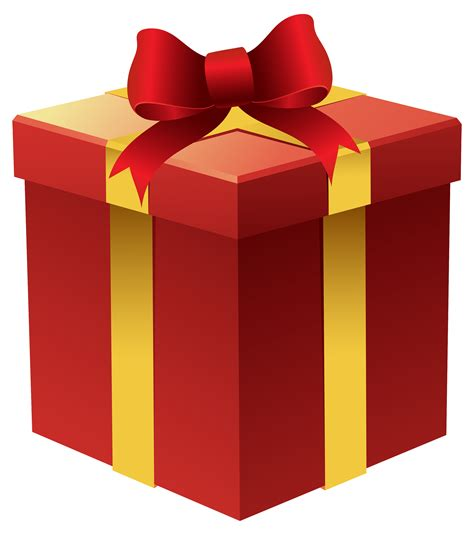 Gift Box Clip Art