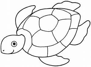 Turtle Outline Clip Art - ClipArt Best